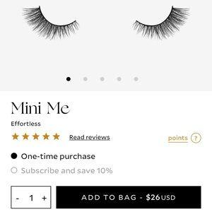 """✨Velour """"mini me"""" Eyelashes ✨"""